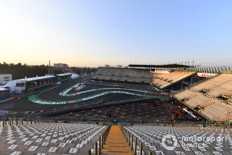 La zone du stadium