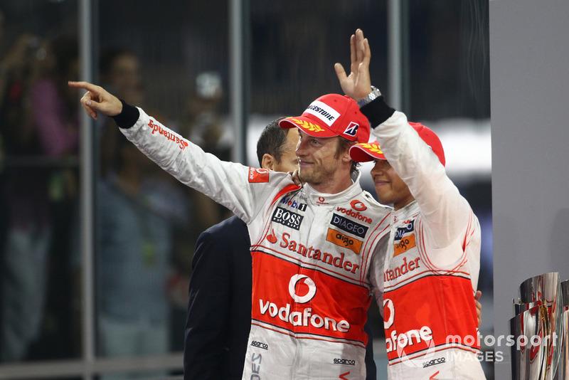 McLaren fue 2º en el campeonato de constructores