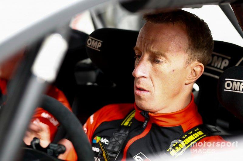 Кріс Мік, Toyota Gazoo Racing