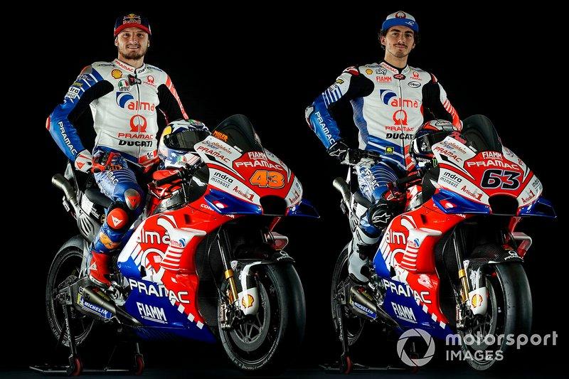 Jack Miller, Pramac Racing, Francesco Bagnaia, Pramac Racing