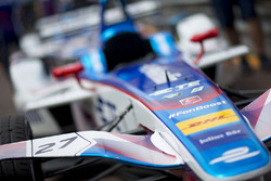 Amlin Andretti Formula E Team car detail