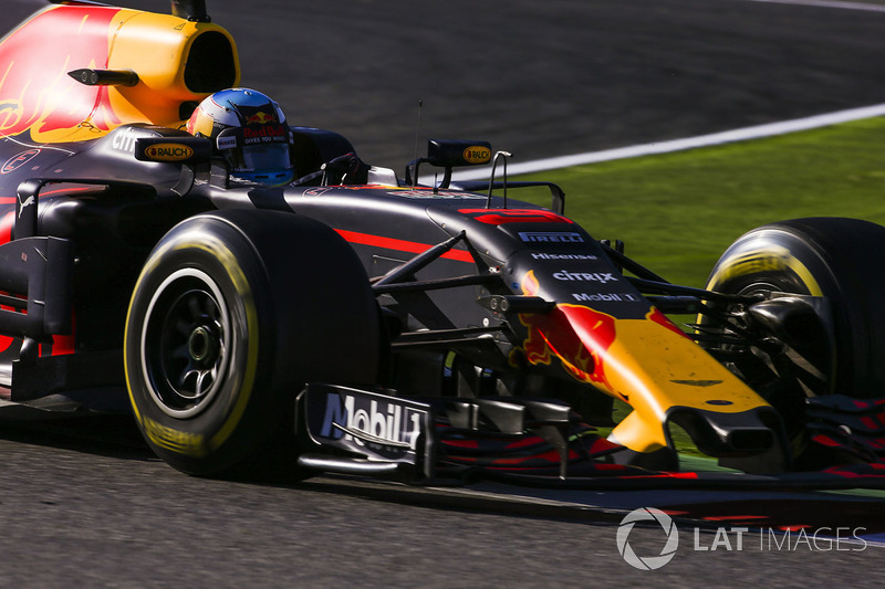 Ricciardo'nun kişisel podyum rekoru