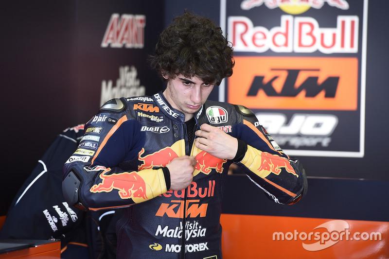 Niccolò Antonelli, Red Bull KTM Ajo