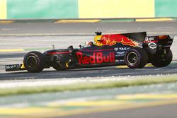 Остановка на трассе: Даниэль Риккардо, Red Bull Racing RB13