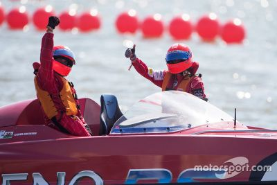 P1 Powerboat: Denizlerin Hindistan GP