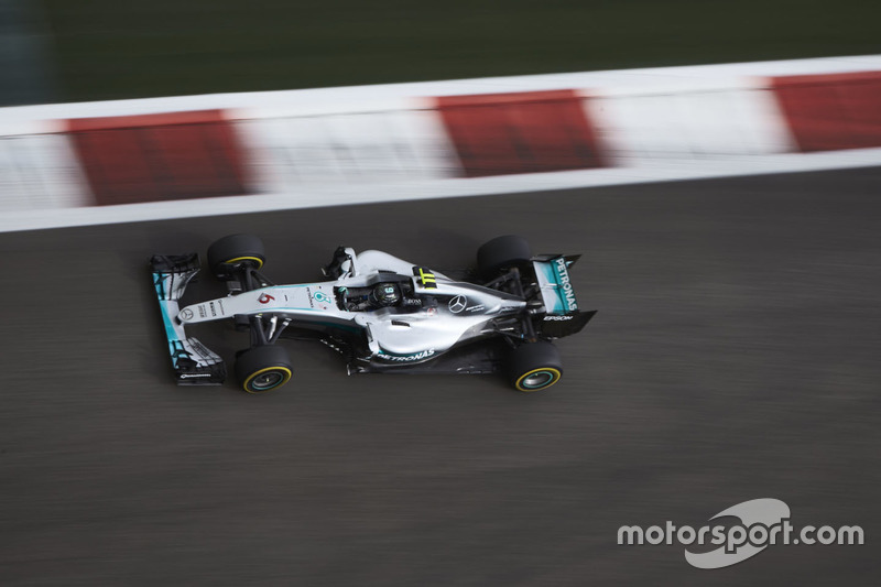 11. 2016 - Nico Rosberg, Mercedes (73,3%)