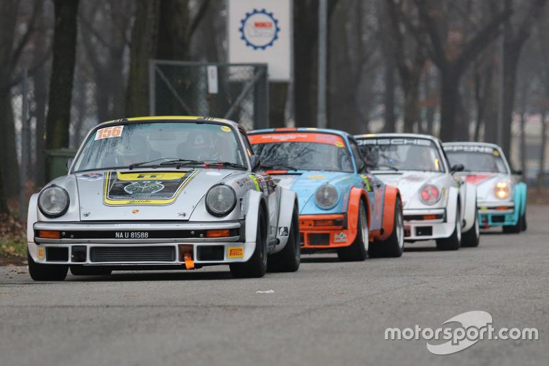 Matteo Musti, Filippo Natino, Porsche 911 SC