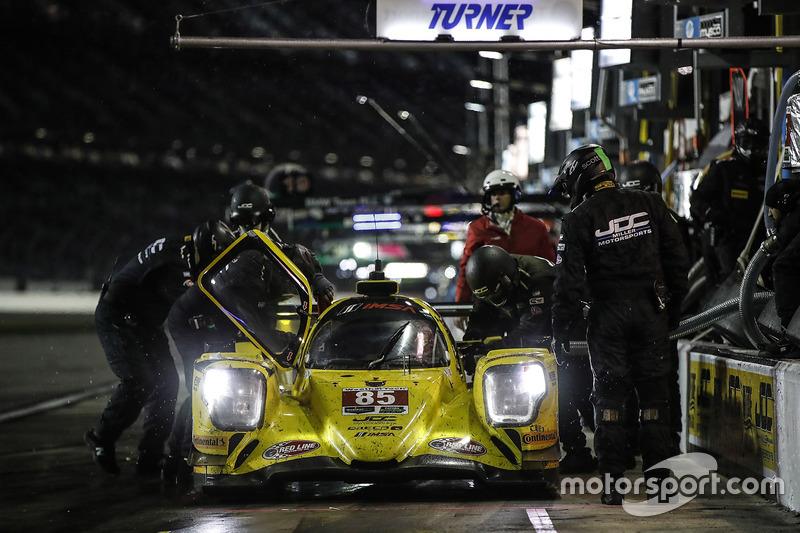 #85 JDC/Miller Motorsports ORECA 07: Misha Goikhberg, Chris Miller, Stephen Simpson, Mathias Beche