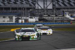 #29 Montaplast by Land-Motorsport Audi R8 LMS GT3: Коннор де Філліппі, Крістофер Міс, Джеффрі Шмідт,