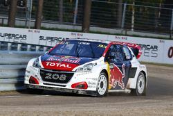 Sebastien Loeb, Team Peugeot-Hansen, Peugeot 208 WRX