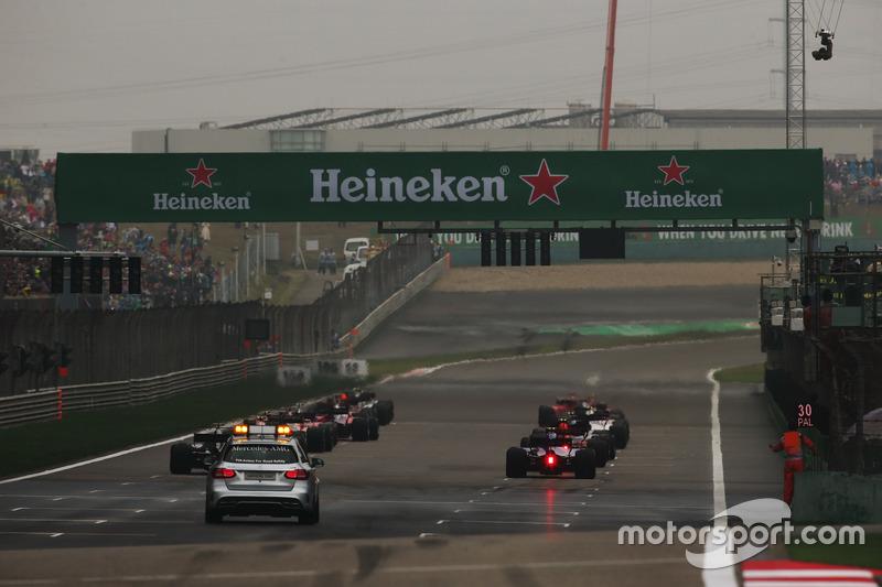 15 Nisan: Çin GP