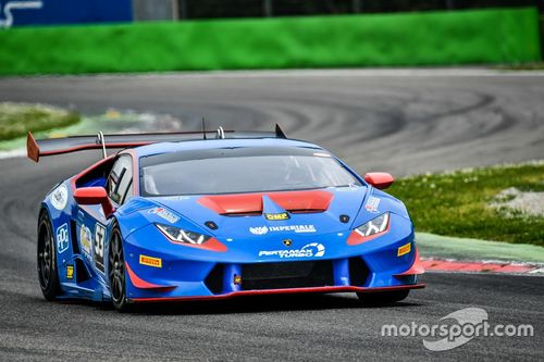 Monza, test di aprile