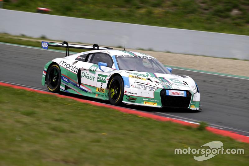 #2 Montaplast by Land-Motorsport, Audi R8 LMS