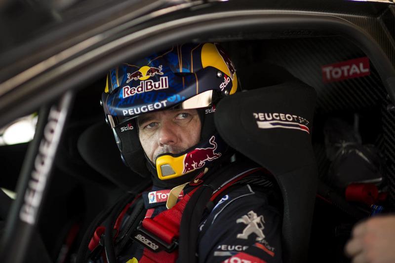 #309 Peugeot Sport Peugeot 3008 DKR: Sébastien Loeb