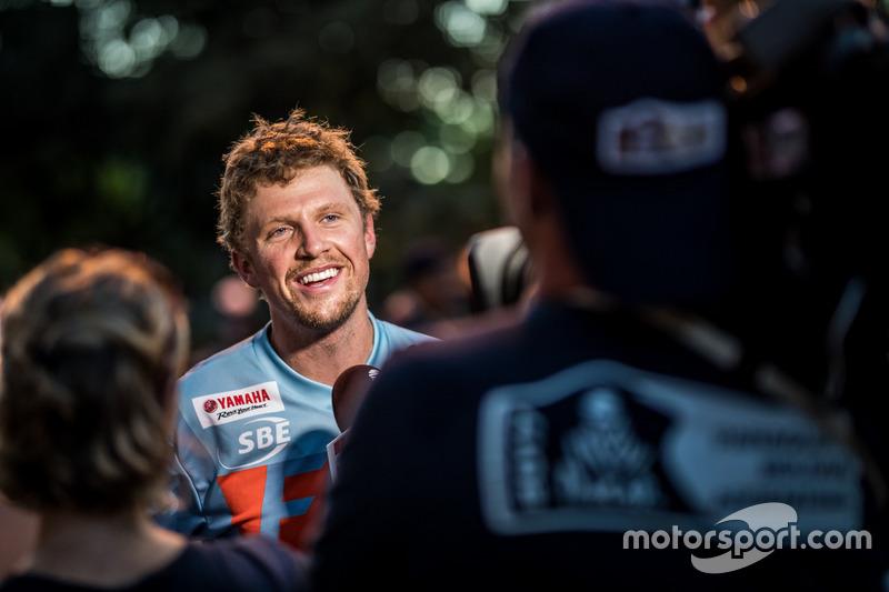 #6 Yamaha Official Rally Team: Адриен ван Беверен