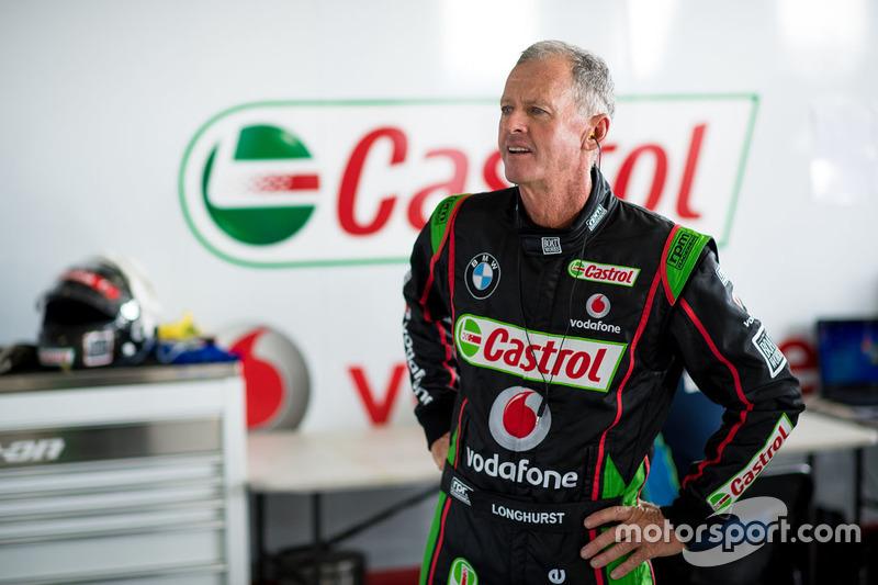 #7 BMW Team SRM, BMW M6 GT3: Tony Longhurst
