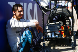 Sébastien Buemi, Renault e.Dams, on the grid