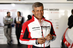 Fritz Enzinger, Head of Porsche LMP1 program
