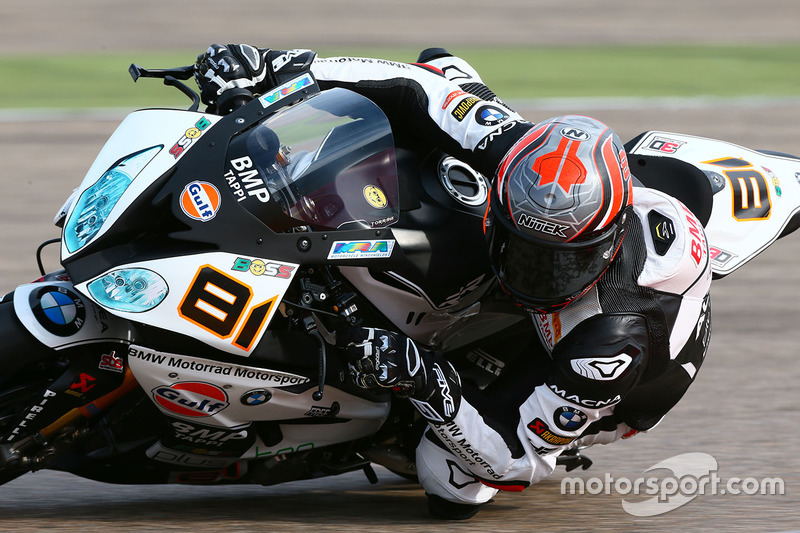 Jordi Torres, Althea BMW Racing