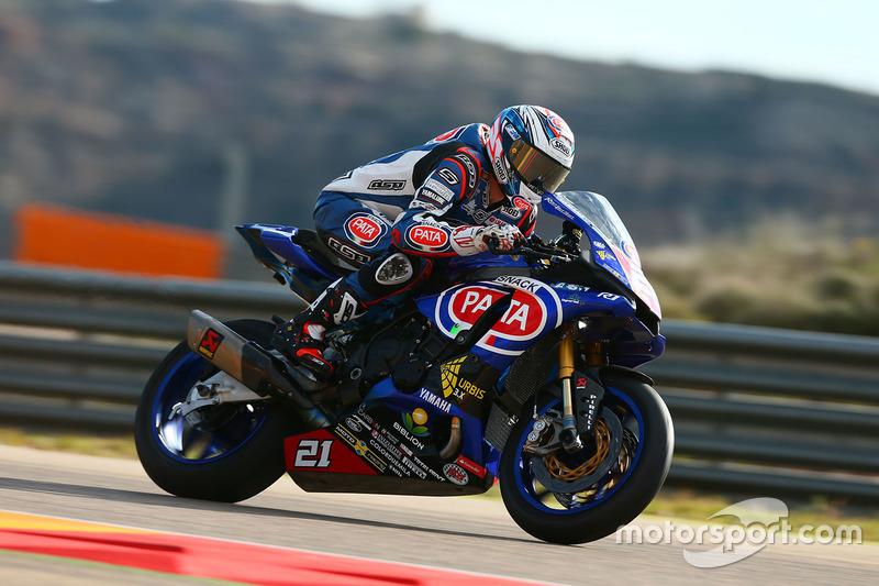 Florian Marino, Pata Yamaha Official STK 1000 Team