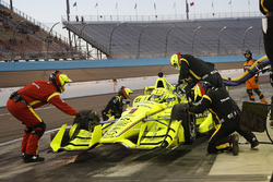 Сімон Пажно, Team Penske Chevrolet на піт-стопі