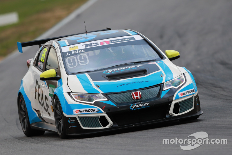 TCR Deutschland: Target Competition, Honda Civic TCR