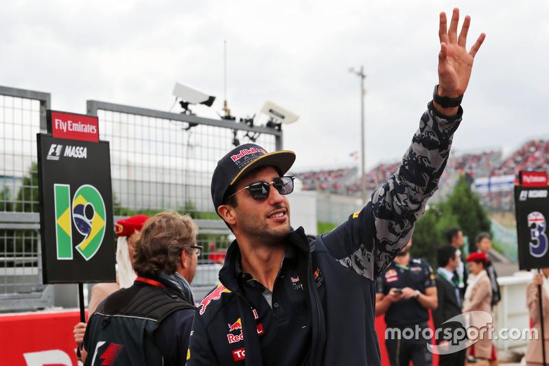 Grandes premios de Ricciardo, Grosjean, Ericsson y Bottas