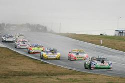 Gaston Mazzacane, Coiro Dole Racing Chevrolet, Lionel Ugalde, Ugalde Competicion Ford, Josito di Pal
