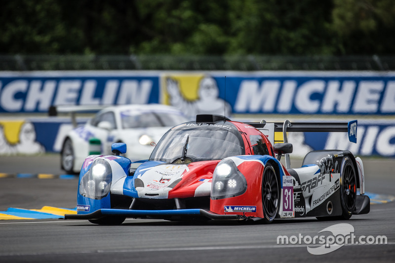 #31 Graff Ligier JPS3 - Nissan: Paul Petit, Jean-Claude Poirier