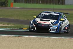 Finlay Crocker, VFR Racing, Honda Civic-TCR