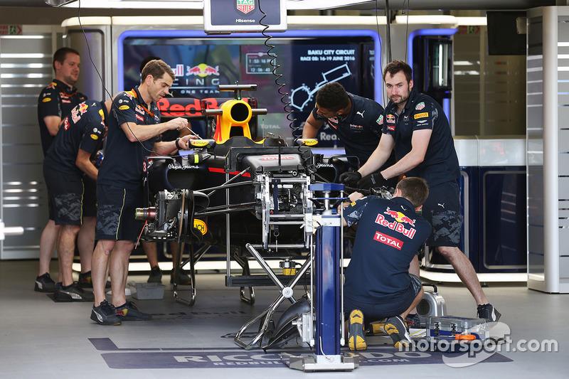 Red Bull Racing RB12 de Daniel Ricciardo