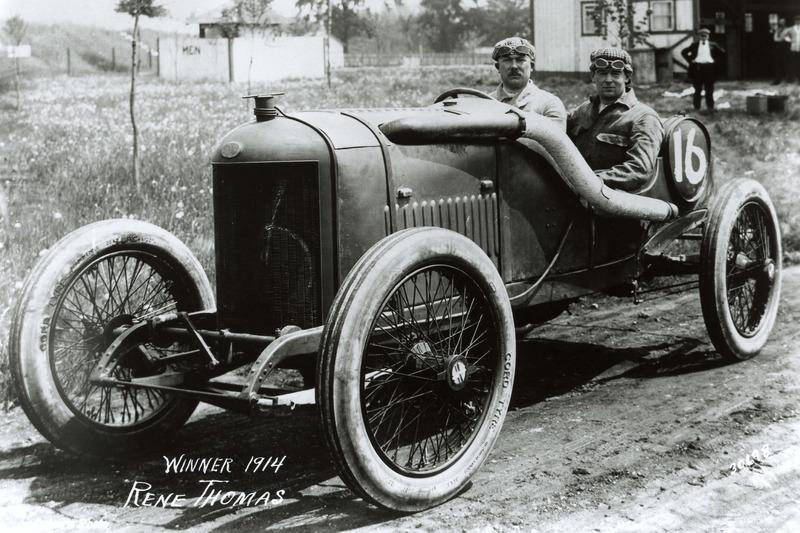 1914 - René Thomas