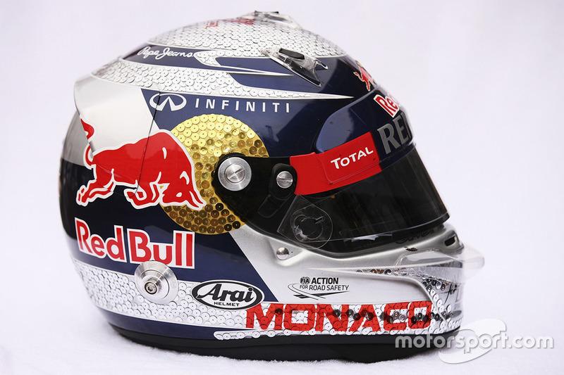 Sebastian Vettel, GP Mónaco 2012