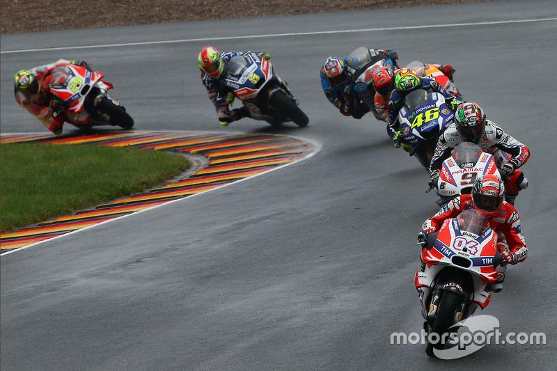 Andrea Dovizioso – Ducati – Platz 3