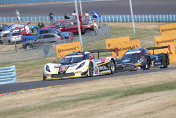 #5 Action Express Racing Corvette DP: Joao Barbosa, Filipe Albuquerque, Christian Fittipaldi, #10 Wa