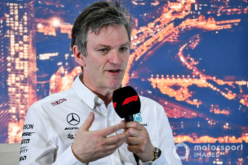 James Allison, direttore tecnico Mercedes