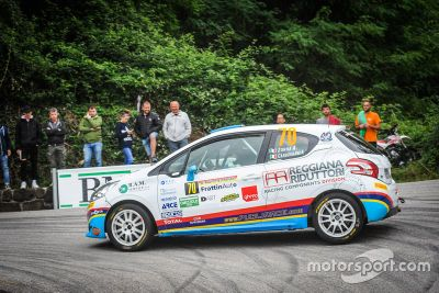 Peugeot Competition 208 Rally Pro: Rally Bassano