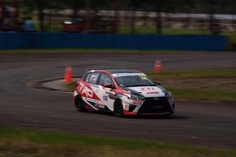 Demas Agil, Toyota Team Indonesia