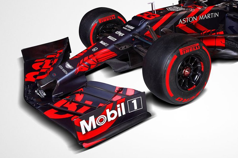 Red Bull Racing RB15 livery