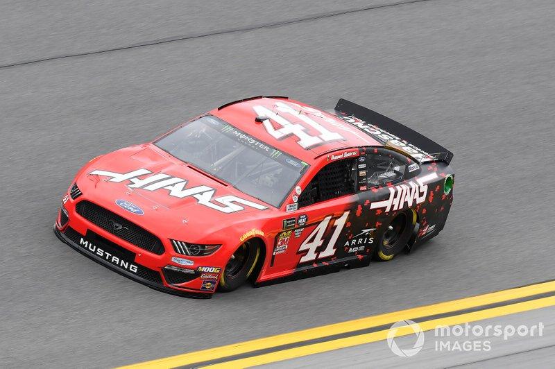 #41: Daniel Suarez, Stewart-Haas Racing, Ford Mustang
