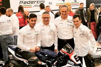 Ayrton Badovini et Jordi Torres avec le team Pedercini Racing