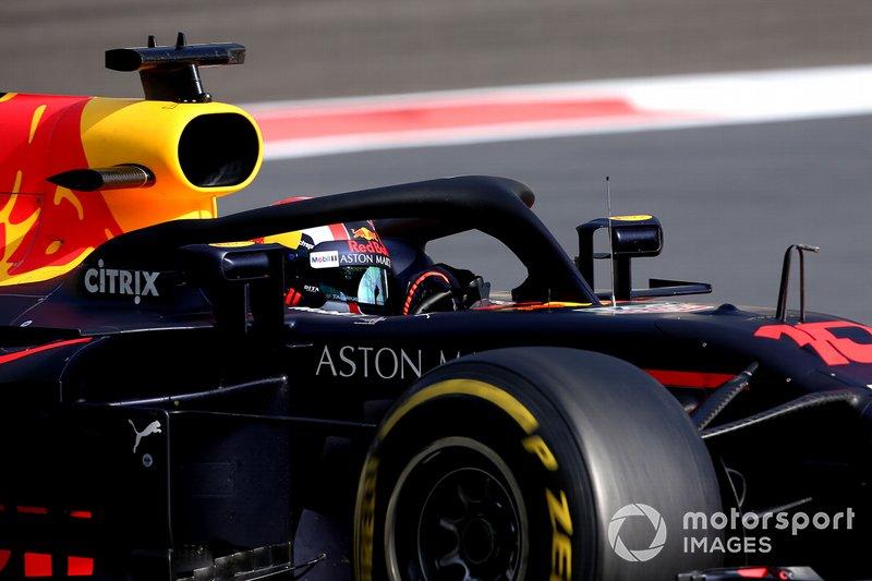 Red Bull Racing: edad promedio 22