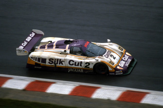 #2 Silk Cut Jaguar XJR-9: Мартін Брандл, Ян Ламмерс, Silk Cut Jaguar XJR-9