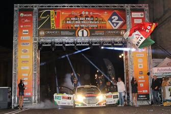 I Campioni 2018 Paolo Andreucci, Anna Andreussi, Peugeot 208 T16 R5, Peugeot Sport Italia