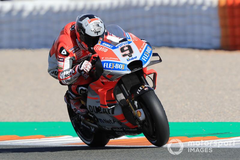 Даніло Петруччі, Ducati Team