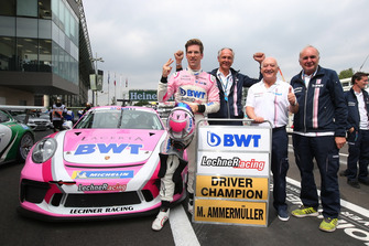 Michael Ammermüller, BWT Lechner Racing, Erwin Kickmaier, Walter Lechner sen., Franz Maier