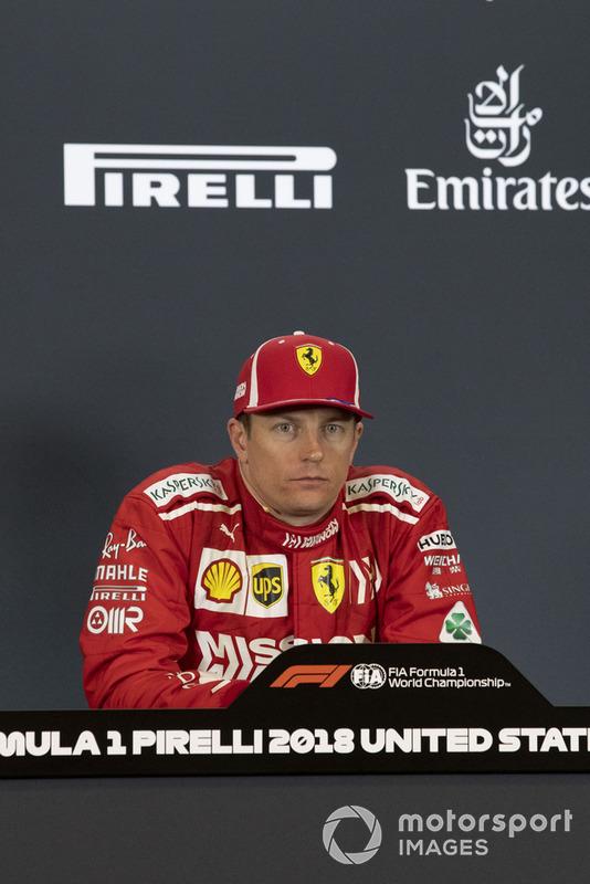 Räikkönen pályafutása 21. győzelme a Forma-1-ben - Amerikai Nagydíj - F1 2018