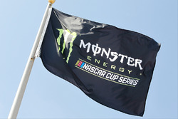 Flagge: Monster Energy NASCAR Cup Series