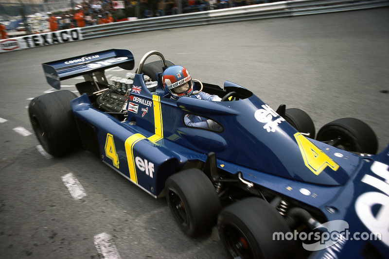 Patrick Depailler, Tyrrell P34-Ford Cosworth