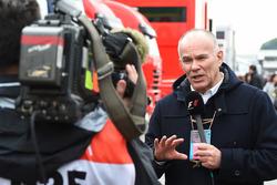 Peter Windsor, Journalist